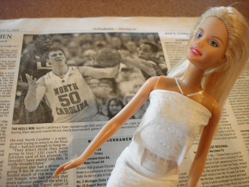 Barbie Jobless to Topless