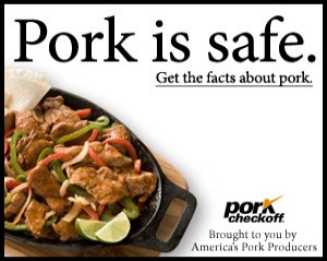 pork is safe