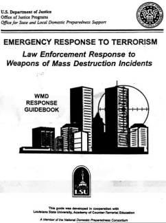 911 Mystery92000DOJTerrorismManual