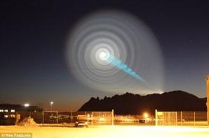 Norway Light Spiral